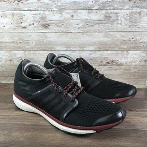 Adidas Adios Stella McCartney Womens 10 Black Red